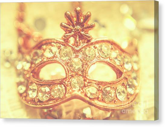 Mardi Gras Canvas Print - Ballroom Glitter by Jorgo Photography - Wall Art Gallery