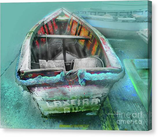 Barca Canvas Print