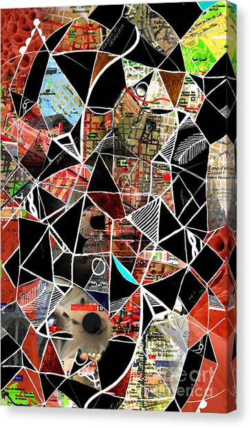 Barcelona  Canvas Print by Andy  Mercer