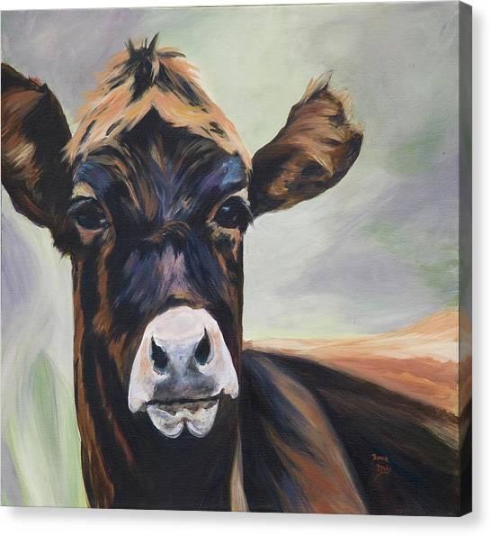 Barthala-moo Canvas Print