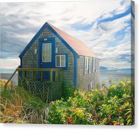 Bayside Retreat2 Canvas Print