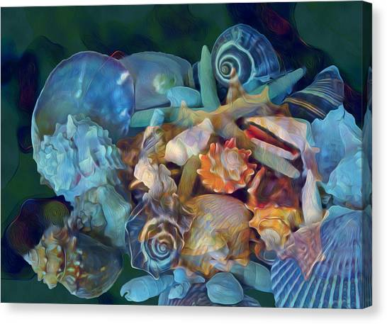 Beach Beauty 7 Canvas Print
