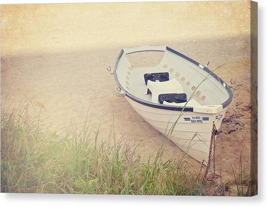 Beach Patrol Canvas Print