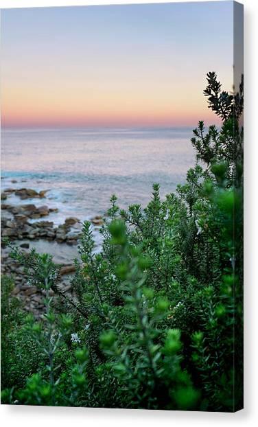 Pic Canvas Print - Beach Retreat by Az Jackson