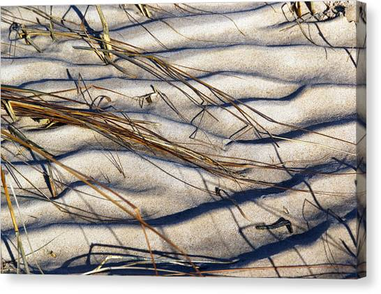 Beach Tapestry Canvas Print
