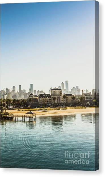 Victoria Canvas Print - Beacon Cove by Jorgo Photography - Wall Art Gallery