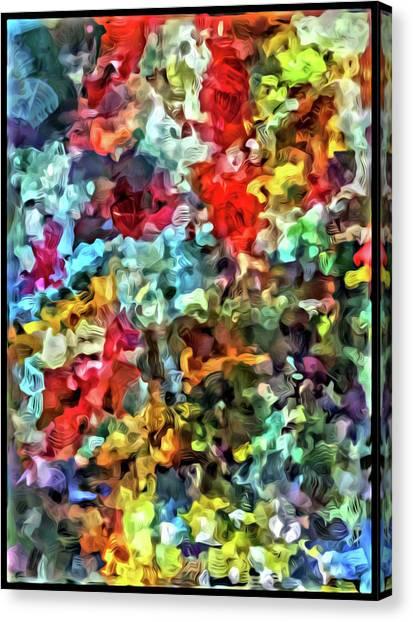 Beaded Bliss Canvas Print