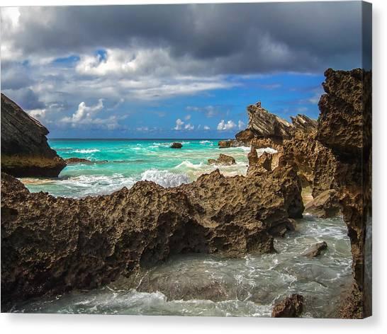 Beautiful Bermuda Canvas Print