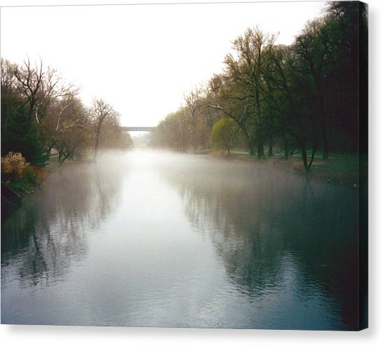 Beautiful Brandywine River Canvas Print