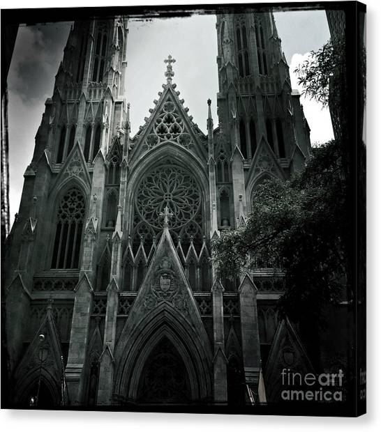 Beautiful St Patricks Cathedral Canvas Print