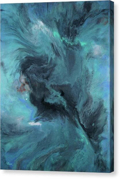 Beautiful Storm Canvas Print