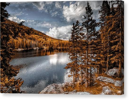 Beautiful Wilderness Canvas Print by Garett Gabriel