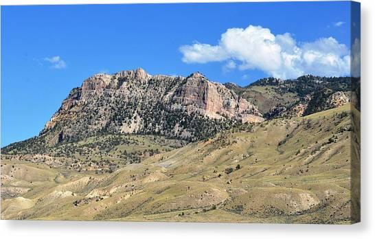 Beautiful Wyoming Canvas Print