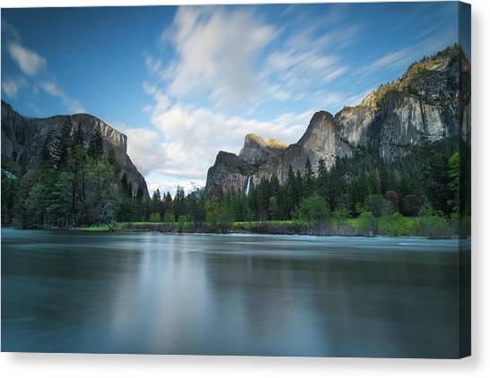 Yosemite Canvas Print - Beautiful Yosemite by Larry Marshall