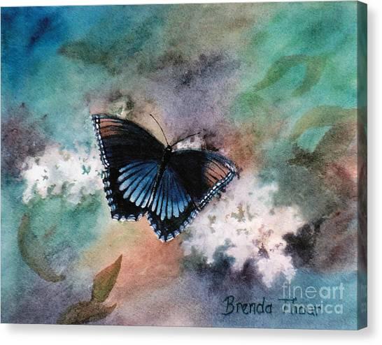 Beauty II Canvas Print
