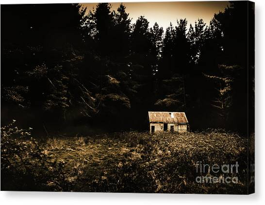Derelict Canvas Print - Beauty In Dilapidation by Jorgo Photography - Wall Art Gallery