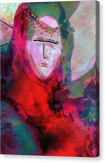Bedouin 4 Canvas Print