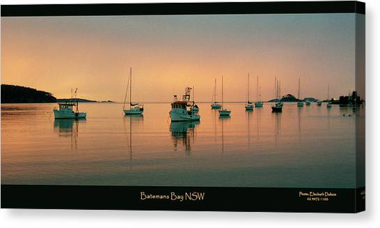 Before Dawn Canvas Print