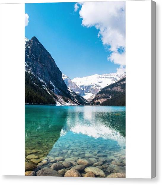 Scotty Canvas Print - Being Out Here Really Makes You by Scotty Brown