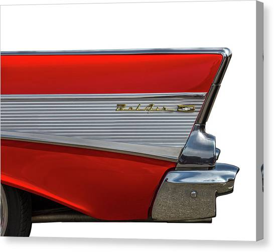 Bel Air Canvas Print by Peter Tellone