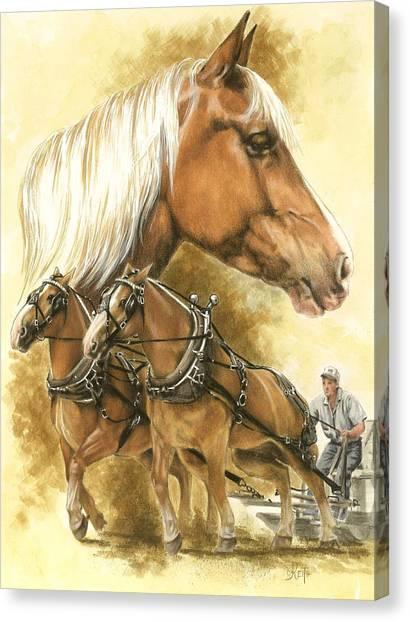 Belgian Canvas Print