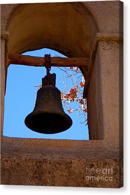 Bell Canvas Print by Amy Strong