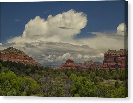 Bell Rock's Beauty Canvas Print