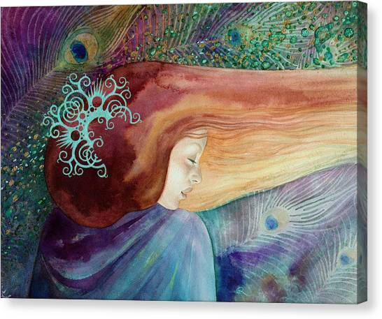 Bella Aurora Canvas Print