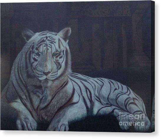 Bengala Tiger Canvas Print