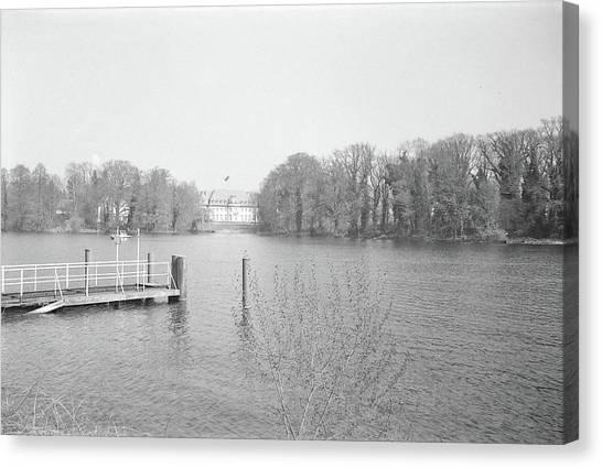 Berlin Lake Canvas Print