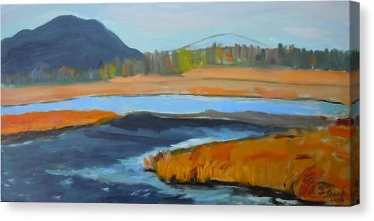 Bernard Marsh Canvas Print