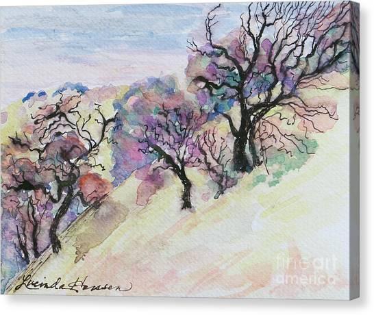 Best Day Ever Canvas Print by Lucinda  Hansen