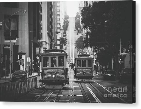 Best Of San Francisco Canvas Print
