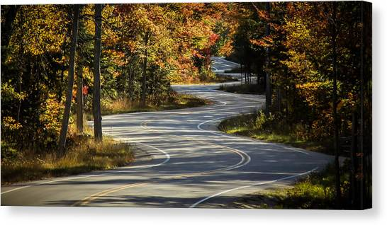 Best Road Ever Canvas Print