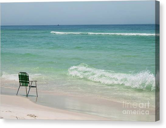 Best Seat  Canvas Print
