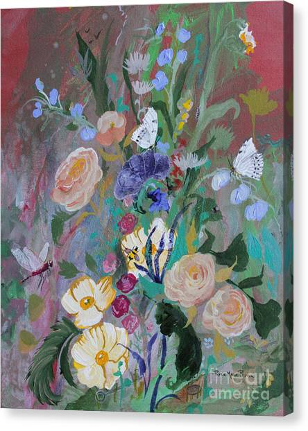 Betrothed Canvas Print