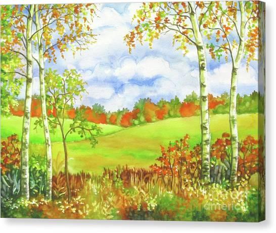 Between Rainstorms Canvas Print