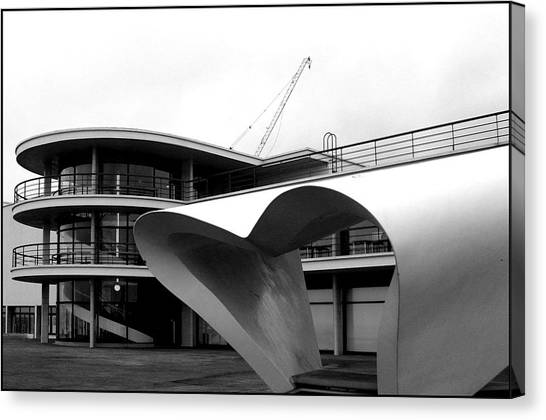 Bexhill 1 Canvas Print by Jez C Self