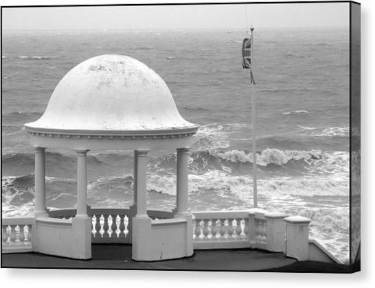 Bexhill 14 Canvas Print by Jez C Self