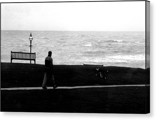 Bexhill 18 Canvas Print by Jez C Self