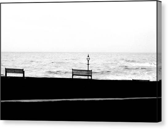Bexhill 20 Canvas Print by Jez C Self
