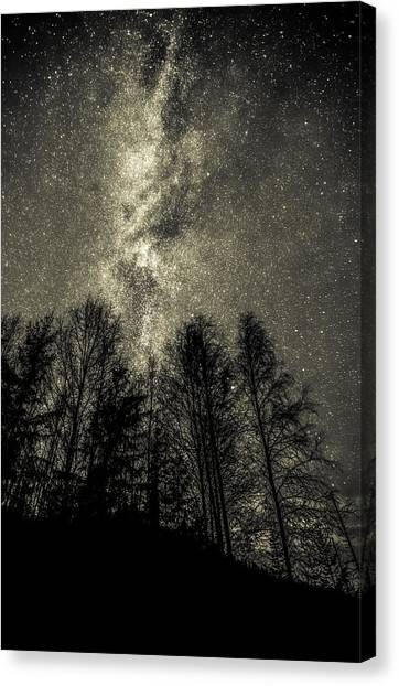 Beyond Eternity Canvas Print