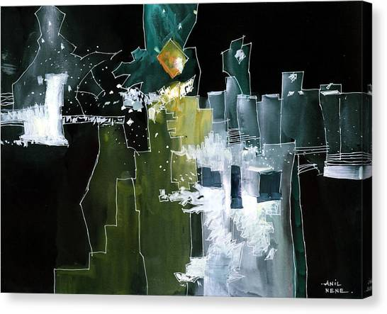 Beyond Horizons Canvas Print
