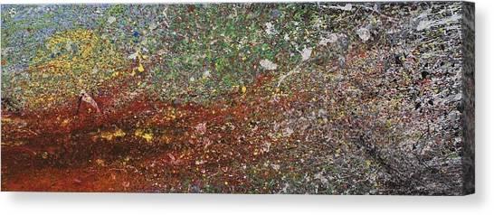 Beyond The Sphere Canvas Print by Steven Dean
