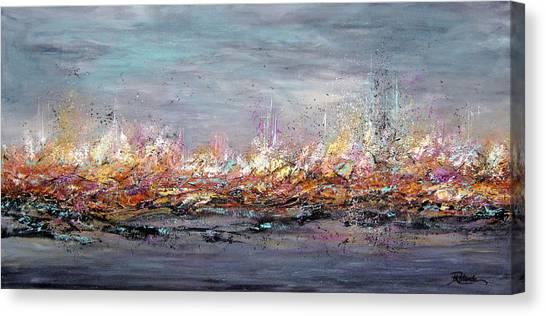 Beyond The Surge Canvas Print