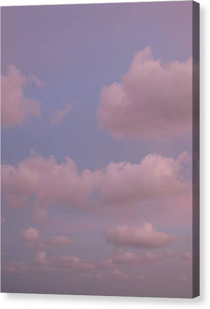 Beyond Vertical Canvas Print