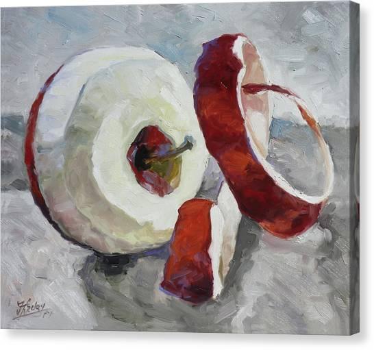 Canvas Print - Big Apple by Irek Szelag