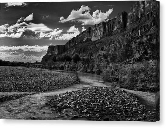 Big Bend National Park Canvas Print