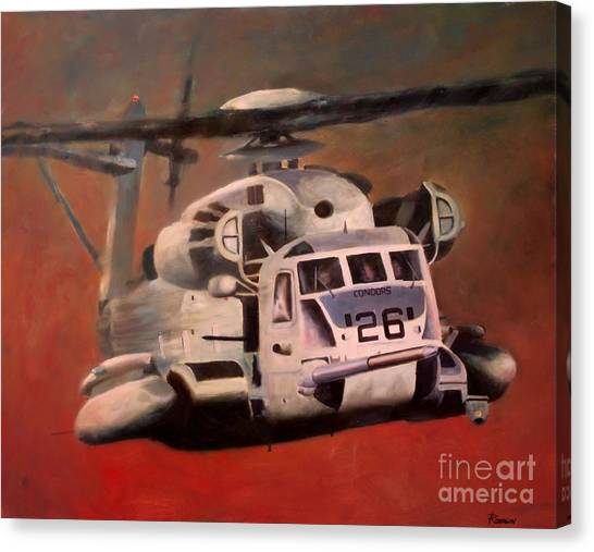 Big Iron Canvas Print