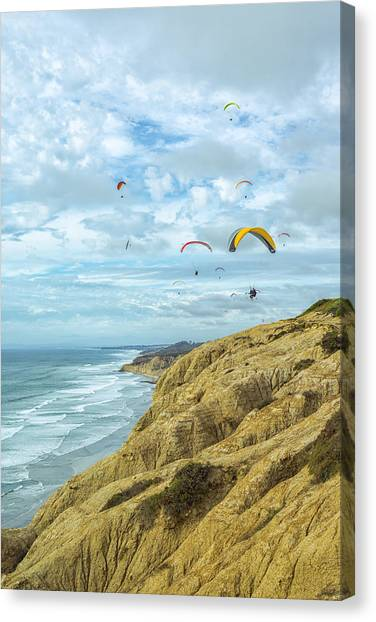 Freedom Canvas Print